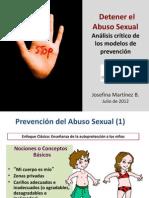 Presentacion Prevencion Del Abuso Sexual Buen Trato 2012