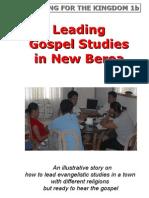 Leading Gospel Studies in New Berea