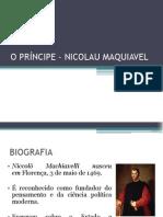 o Príncipe – Nicolau Maquiavel