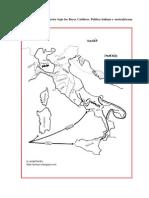 Política italiana y norteafricana