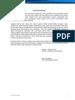 2 Kata Pengantar & Daftar Isi Panduan Pelaksanaan Fls2n 2014