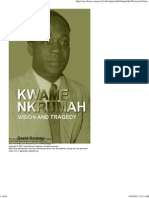 Kwame Nkrumah _ Vision and Tragedy