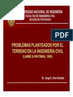 6. Problemas Planteados Por El Terreno - Lambe - Whitman