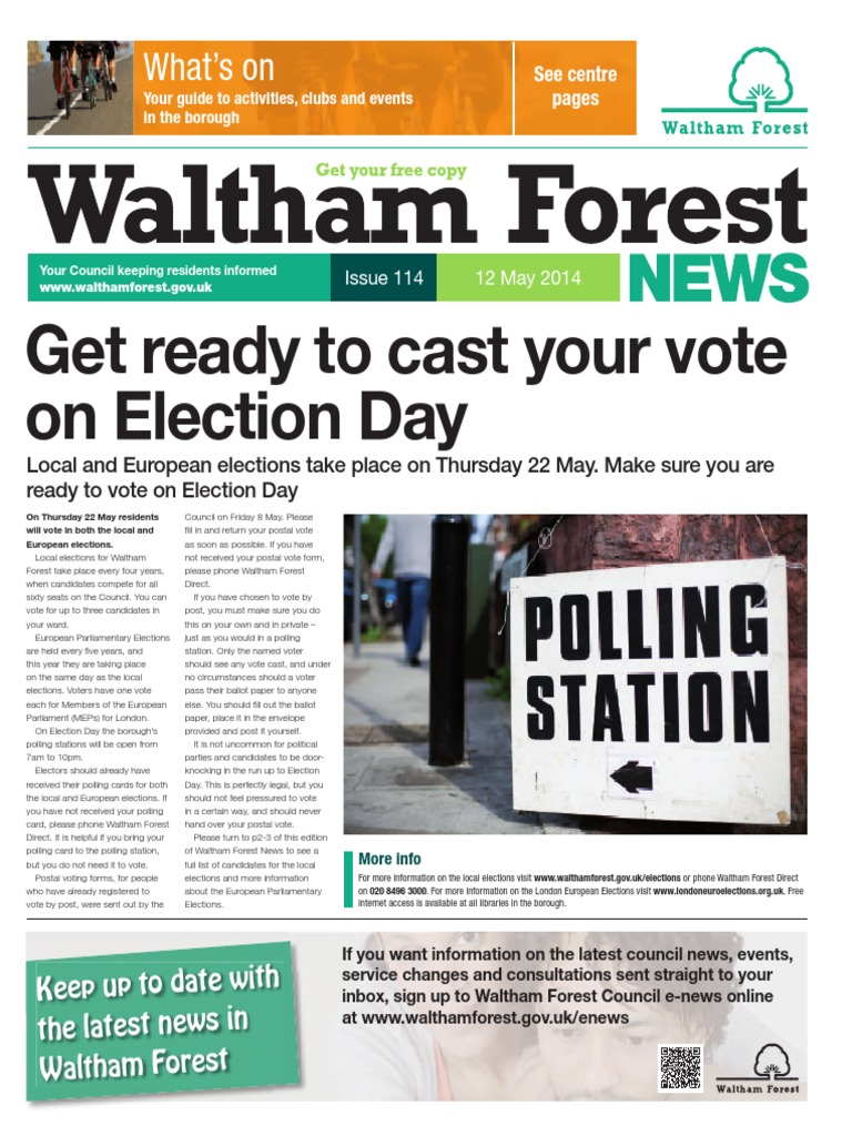 Waltham forest borough boundaries in dating