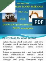 Slide Pemindahan Tanah Mekanis Pertemuan i1