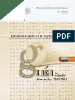 Guia de Estudio Cobat 2013-2014