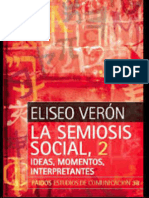 La Semiosis Social 2     (fragmentos)