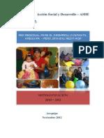 Asde Sistematización Redit 2012 Final (1)