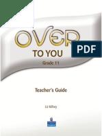 Teacher Guide Grade 11 Over to You
