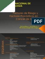 Factores de Riesgo y Factores Pronxsticos en Cxncer2