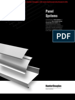 Hunter Douglas Sun Control Panel Systems File014436