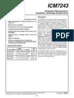 7243 Data Sheet