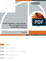 Global Ingredients Hydrocolloids