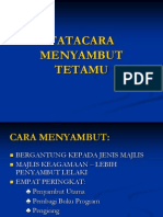 4 - Peranan Pegawai Protokol