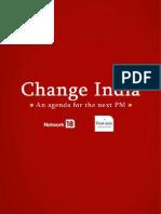 Agenda for Next PM