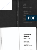 Linguaphone Japanese Handbook
