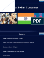 The Great Indian Consumer