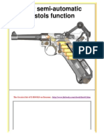 How SemiAutomatic Pistols Function