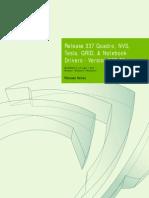 337.50 Win8 Win7 Winvista Quadro Grid Release Notes