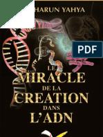 Le Miracle de la Création dans l'ADN