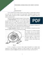 5.Exploatarea Şi Întreţinerea Generatorului de Curent Continuu