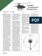 Elicottero Rc - Dinamica Testa Rotore