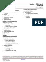 XC3S50 datasheet
