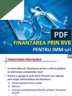 Finantarea prin bvb