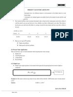 8. Unit # 4 Present Value for Cash Flows