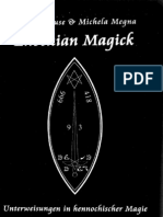 Michaela Megna Enochian Magick 2002