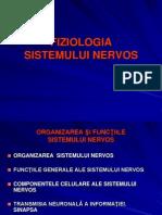 fiziologie SNC
