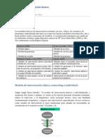 Práctica IV. Modelos Básicos de Intervención