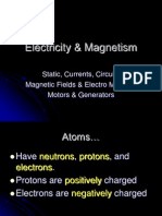 Electricity & Magnetism (2)