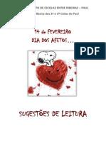 Leituras de S. Valentim