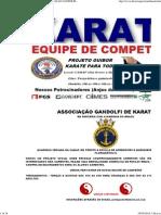 Wado Ryu - Karate - Kata - Golpes - Lutas - Associação Gandolfi de Karate