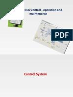 Compressor Instrument and Control