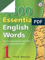 1 4000 Essential English Words 1