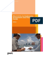 Indonesian Electricity Guide 2011