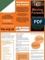 Moving Forward service leaflet
