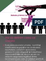 Evaluarea Performanței În Organizație