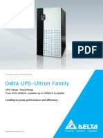 Delta UPS–Ultron Family