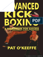Advanced Kick Boxing