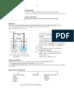 Electrochem - Simplified