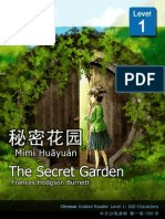 Mandarin Companion - The Secret Garden (Sample)