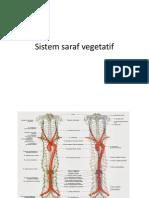 Sistem Saraf Vegetatif