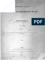 Inedita meiner Sammlung autonomer altgriechischer Münzen / von Anton v. Prokesch-Osten