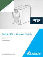 Delta UPS - Amplon Family