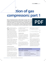 Selection of Gas Compressor-1