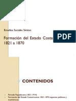 Formacion Del Estado Costarricense