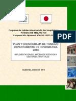 Plan Informatica 2013